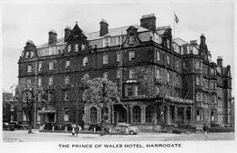 CPA HARROGATE - THE PRINCE OF WALES HOTEL - Harrogate