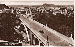 CPA DUNFERMLINE - THE NEW GLEN BRIDGE - Fife