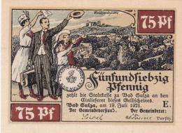 Notgeld  : 75 Pfennig - [ 3] 1918-1933 : République De Weimar