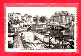 62-CPSM BOULOGNE SUR MER - L'ARRIERE PORT - (N°2815) - Boulogne Sur Mer