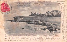 USA - Newport - Cliffs Toward Rough Point 1904 - Newport