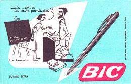 2 Buvards Bic - Stationeries (flat Articles)