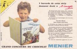 Buvard - Chocolat Meunier - Cocoa & Chocolat
