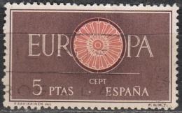 España 1960 Michel 1189 O Cote (2008) 1.50 Euro Europa CEPT - 1931-Aujourd'hui: II. République - ....Juan Carlos I