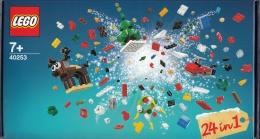 Lego 40253 Construction De Noël Neuf Dans La Boîte ** - Lego System