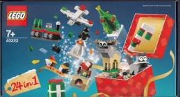 Lego 40222 Construction De Noël Neuf Dans La Boîte ** - Lego System