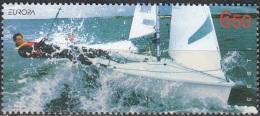 Eesti 2004 Michel 488 Neuf ** Cote (2015) 1.50 Euro Europa CEPT Voilier - Estonia