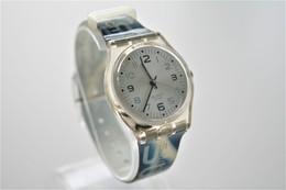 Watches : SWATCH -THe Originals Brandname   - Nr. : GE162  - Original  - Running - Excelent Condition - 2005 - Watches: Modern