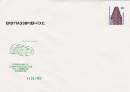 GS-Umschlag Ungebraucht (br2126) - Berlin (West)