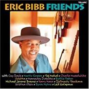 Eric Bibb : Friends (CD 15 Tires) - Blues