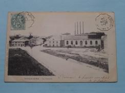 La Sucrerie ( Leflon ) Anno 1904 ( Voir Photo Svp Pour Détail ) ! - Vouziers