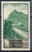 Stamp San Marino  1949 100l MLH - San Marino