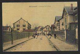 HERICOURT - Avenue De La Gare - Andere Gemeenten