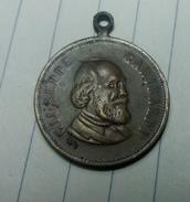Garibaldi Medal, Unidentified, Undated - Royal/Of Nobility