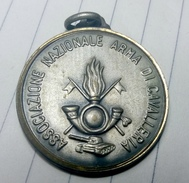 Medaglia Asociazione Nazionale Di Cavalleria - Verona 1992 - Professionals/Firms