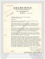 96 1031 ETATS UNIS United States America NEW YORK 1933 Wine DELMONICO Liqueur ( ABOLITION DRY DIET PROHIBITION ALCOHOL ) - United States