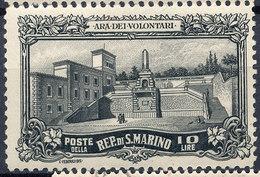 Stamp San Marino  1927 Mint - Neufs