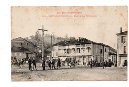 65 - CASTELNAU-MAGNOAC . AVENUE DES PROMENADES - Réf. N°6484 - - Castelnau Magnoac