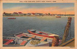 USA - Niantic - View From Dock - Giant's Neck - Etats-Unis