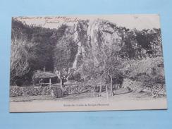 Entrée Des Grottes De Saulges ( Hamel-Jallier ) Anno 1904 ( Voir Photo Svp Pour Détail ) ! - France