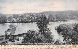 USA - Northampton - Smith College - Paradise Pond - Northampton