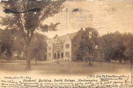 USA - Northampton - Smith College - Students' Building 1906 - Northampton