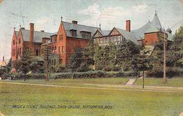 USA - Northampton - Smith College - Music & Science Buildings - Northampton