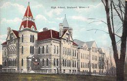 USA - Brainerd - High School - Etats-Unis