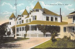 USA - Brainerd - N. P. Sanitarium - Etats-Unis