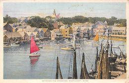 USA - Nantucket - Between The Wharves - Nantucket
