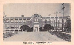 USA - Germantown - High School - Etats-Unis