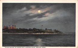 USA - Groton - Plant Estate By Moonlight - Eastern Point - Etats-Unis