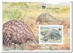 Mozambique 2013, Postfris MNH, WWF - Mozambique