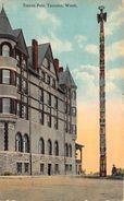USA - Tacoma - Totem Pole 1912 - Tacoma