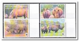 Botswana 2011, Postfris MNH, WWF - Botswana (1966-...)