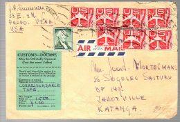 CONGO - USA Vers Katanga 1961  -  NW01 - Katanga