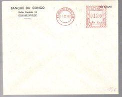 CONGO - KATANGA Proof Red Meter Mark U25 - 1962-  NW01 - Katanga