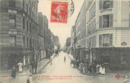 TOUT PARIS - Rue Lourmel à La Rue Des Entrepreneurs. - Distretto: 15