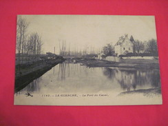 La Guerche Le Pont Du Canal - La Guerche Sur L'Aubois