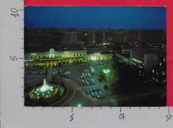 CARTOLINA VG ITALIA - BARI - Panorama Notturno - 10 X 15 - ANN. 1981 - Bari