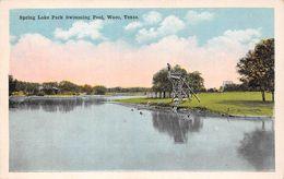 USA - Waco - Spring Lake Park Swimming Pool - Waco