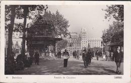 Rambla De Canaletas - Barcelona