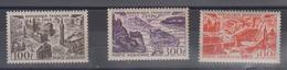 1949          PA       N . 24 / 26 / 27       COTE   98 .50   EUROS - Poste Aérienne