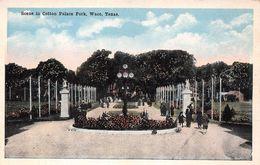 USA - Waco - Scene In Cotton Palace Park - Waco