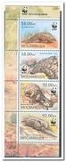 Mozambique 2013, Postfris MNH, WWF - Maldiven (1965-...)