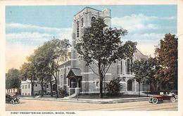 USA - Waco - First Presbyterian Church - Waco