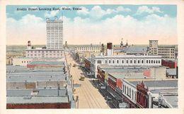 USA - Waco - Austin Street Looking East - Waco