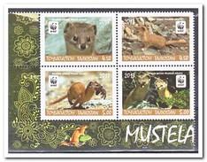 Tadzjikistan 2013, Postfris MNH, WWF - Tadzjikistan