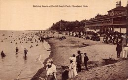 USA - Cleveland - Gordon Park Bathing Beach - Cleveland