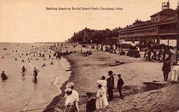 USA - Cleveland - Bathing Beach At Euclid Beach Park - Cleveland